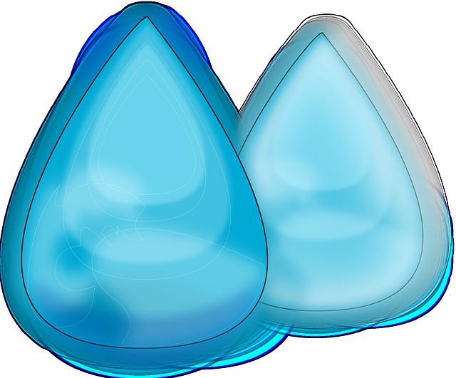 A tisztított víz jótékony hatásai
