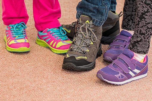 Milyen a jó gyerek cipő?