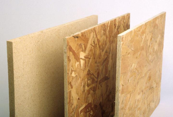 OSB lapok és egyéb faanyagok