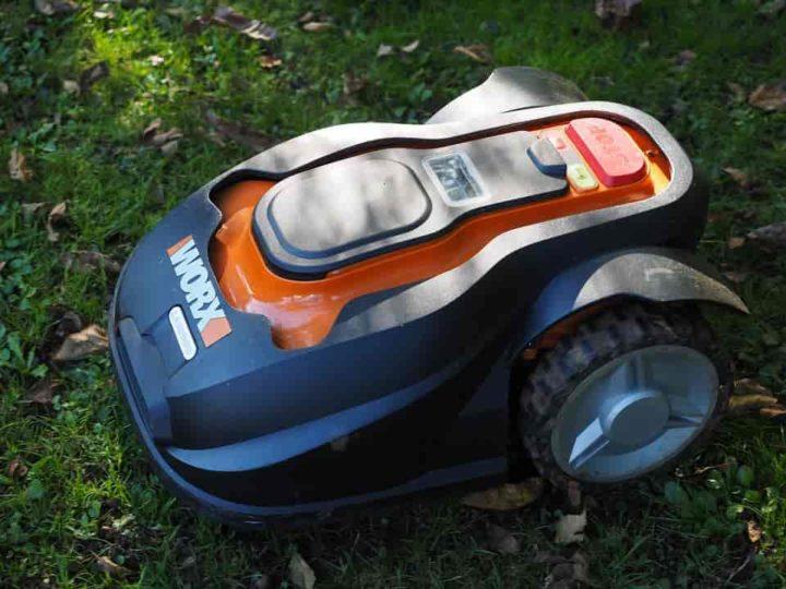 Profi robot fűnyíró otthonra