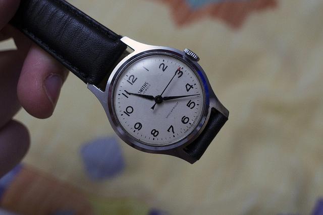 Ezüst színű, női órák