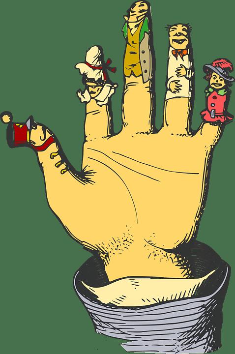 Kézbáb