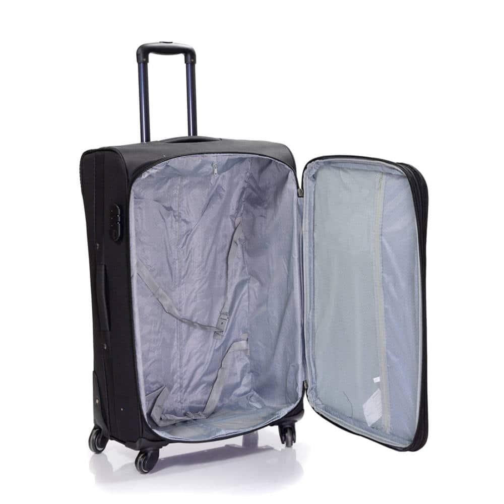 4 kerekű bőrönd