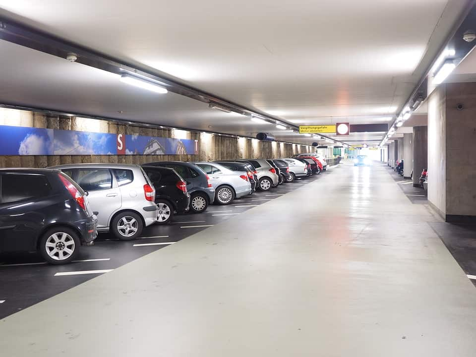 Parkolás Ferihegy